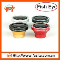 Fish Eye Fisheye Lens 180 for iPhone 3GS 4 4S 4G 5 ipod i9100 i9220