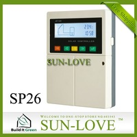 SP26 Solar Controller,Solar  HeatIng Controller,Solar Thermal Controller,LCD Display,Free Shipping