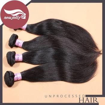 Malaysian virgin hair straight 100% virgo hair 10''-28'' inch straight weave hair 10pcs unprocessed hair weaves free shipping