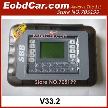 Weekly Promotion FREE SHPPING 2013 V33.2 SBB Key Maker key programmer multi-language