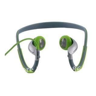 Promotion   1  Pcs   Free Shipping  Sports Headset Earphone,sport headphone for mp3,mp4 in  plastic box