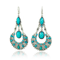 Wholesale Victorian Style Alloy Earrings Vintage Earring Whole sale  (Mix minimum order is USD10)