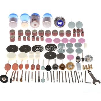 New 161Pcs Mini Drill Bit Set For  Dremel Rotary Tools