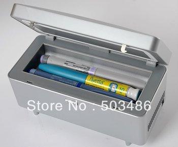 productos para la diabetes Joyikey menor Mini frigorífico médica para proteger a la insulina, el interferón , la vacuna de la temperatura moderada