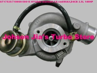 NEW GT1752S/710060-0001 28200-4A001 Turbocharger for HYUNDAI STAREX,H-1Van,iLoad,iMax,Engine:D4CB 2.5L 140HP
