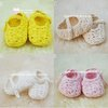 DD07007 Handmade Crochet Baby kids new Shoes footwear 2011 for babies Baby shoes