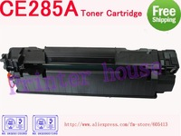 CE285A 285 285A 85A toner cartridge for HP laserjet P1102/1102W/M1132/1212/1214/1217 laser print Compatible toner cartridge