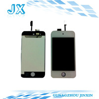 10pcs/lot original new for  iPod Touch 4th Gen 4G LCD Screen Digitizer Glass Assembly  by  DHL UPS EMS free shipping