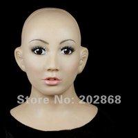 [SF-1] Party Masks rubber latex mask halloween mask horror mask Female Mask