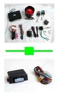 1 pcs one way car alarm L-3000 4 button remote range:100 meter + 1 pcs car power window closer/ power window roll up FR-4WA