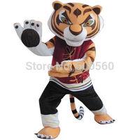 Fancytrader Best-selling Kung Fu Tigress Mascot Costume, Tigress Mascot Costume Free Shipping FT30007