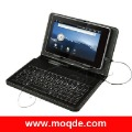 Leather case & tablet cover with keyboard for 7 inch tablet PC