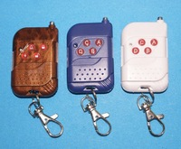 free shipping DC12V  push cover remote control with 4 keys  fixed code , learning code, scroll cod 266-433MHZ 200M Fittings