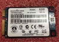 For toshiba   THNSNB062GMCJ  mini  pci-e mSATA(mini SATA) 62GB  64GB  SSD  For  ASUS EP121  For Dell M4500, M6400, M6500