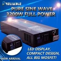 (12v/24v/48vdc input to 220v,230v,240vac output) 3000w off grid wind inverter,free ship by Fedex