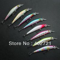 Free Shipping! 40Pcs/Lots New Japanese YO ZURI (YD ZORI) lure Bait Minnow factory misprint lable limited production
