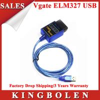 Vgate ELM327 USB OBD Scan USB Diagnostic Scanner Work With OBD2 Vehicle Vgate ELM 327 USB OBD2 Scan