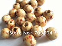 2012 Hot Sale Fashion DIY Round Wooden Beads
