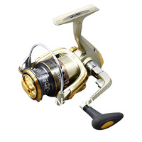 Finest Spinning Fishing Reel with Worm Shaft Transport System WF-30F