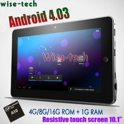 2012 hot sell 10 inch Flytouch 7 android 4.0 GPS tablet pc Allwinner A10 1.5GHz superpad 7 HDMI /John(China (Mainland))