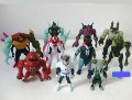 "Free shipping 4.8"" Cartoon Ben 10 PVC figure action Toy Wholesale and Retail (10 pcs/set )(China (Mainland))"