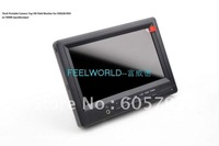 """2012 New Arrival Feelworld 7"""" high bright TFT LED on-Camera field HD Monitor with HDMI,YPbPr,AV input for Movie Making,FW678HD"""