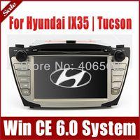 "7"" Car DVD Player for Hyundai Tucson IX / Tucson IX35 2009-2012 w/ GPS Navigator Radio TV BT USB AUX 3G Auto Video Audio SatNav"
