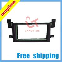 Free shipping--Car refitting DVD frame,DVD panel,Dash Kit,Fascia,Radio Frame,Audio frame for SUZUKI GRAND VITARA,2DIN