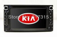 In Dash Car DVD Player GPS Navigation Navi for Kia Cerato, Sportage, RIO, Optima, Sorento with Bluetooth Radio TV USB AUX Map