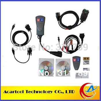 Lexia Lexia3 Lexia 3 PP2000 V47,V24 citroen peugeot diagnostic with 30 pin cable flat interface