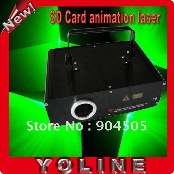 Праздничный атрибут Yoline yo/ls906/1, SD, 80mw + 30Kpps , ILDA 1G SD YO-LS906-1 aoda portable cool plastic yo yo toy yellow white