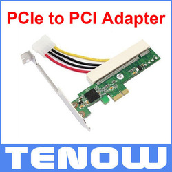 PCIe to PCI Adapter Card(China (Mainland))