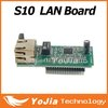 Lan board Lan Module network card internet card for openbox s10 skybox s10 satellite receiver free shipping post(China (Mainland))