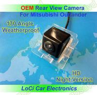 Free shipping! Mitsubishi Outlander 2007- 2010 Rear View Backup Camera+ water proof,night vision,special rear view camera