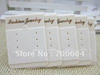 Sale Promotion Wholesale 100pcs Necklace Card,Jewelry Packing Card,Paper Card Free Shipping