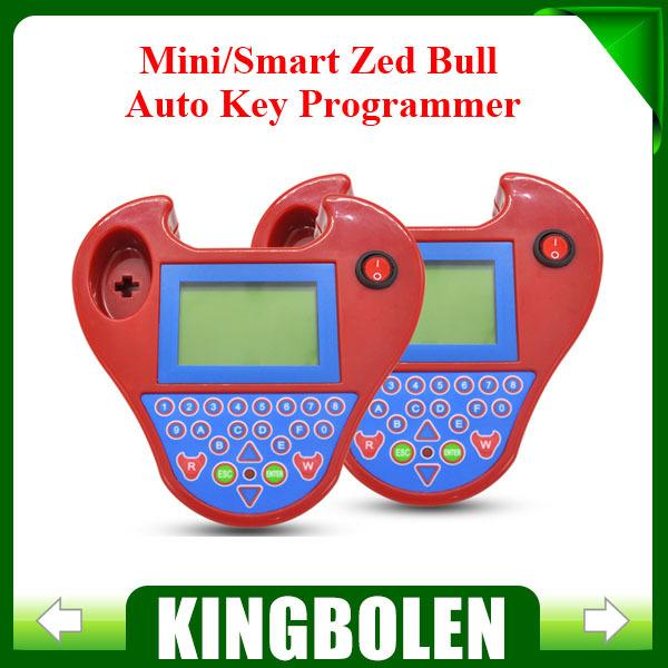 2014 Hot Sale Smart Zed Bull / Mini Zedbull Key Programmer Mini zed bull with Best Price(China (Mainland))