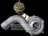 New K03 53039880053 Turbo Turbine Turbocharger for Audi A3/Skoda Octavia/Volkswagen Golf IV 1.8T 150HP 2000- with gaskets