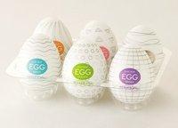 6pcs  100% original TENGA Egg Variety Bullets Egg ,Masturbator egg,Sex Products Adult Toy