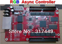 two mode full color rgb controller colors 512*128 pixel extended 2G memory c&light A8 /  LEDSHOWT9 async full color control card