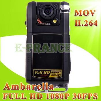 16MP Ambarella A2S60  5 Mega pixels CMOS F900LHD Car DVR Camera +FULL HD 1920*1080P 30FPS +120 Degree  +4*Digital zoom