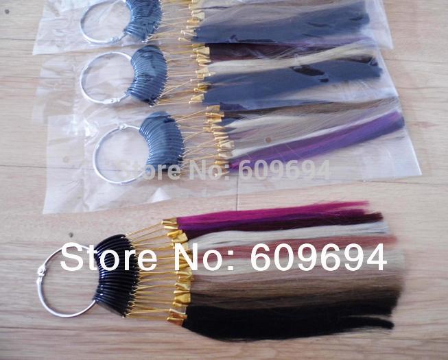 Человеческих краска для волос