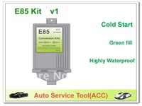E85 kit 3cyl or 4cyl Fuel Conversion Kit for free shipping have CE certificate