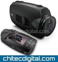 Free Shipping! 2012 Newest 1080P Full HD Action Sports Camera,Mini Camera  with Waterproof  Case