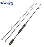 High Carbon Legend702 Spinning Fishing Rods 2.10M with Dual Tips M/MH Power Free Shipping via EMS