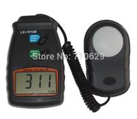 free shipping New 3 Range Digital LCD 50,000 Lux Meter Photometer Luxmeter Light meter LX1010B