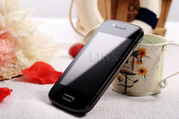 "Free shipping  mini 9300  N9300  3.5"" cheaper Android phone 1Ghz cpu support multi-language"