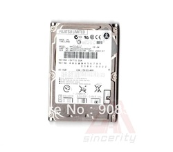 FREE SHIPPING Major Brand 2.5&quot; HDD IDE/PATA 80GB Hard Disk Drive for laptop above 90% new(China (Mainland))