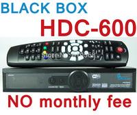 Free shipping BLACKBOX HD-C600 Singapore TV Box Can get World Cup +HD channels starhub box singapore set top box HD-C600