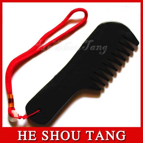 Free shipping Sibin Stone Needle/ Bian stone/ Energy Stone Comb/ Cure hair loss, Constipation, Shoulder pain, Diabetes(China (Mainland))