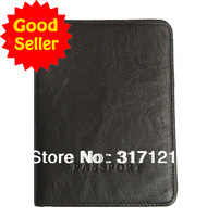 FREE SHIPPING Passport Real Leather Covers/Case, 100% Compatible Leather Protective Cover for Passports (Various Colors)